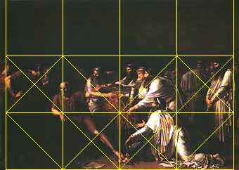 Girodet, Hippocrate refusant les présents d'Artaxerxès